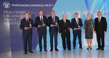 KWB Bełchatów nagrodzona za bezpieczną pracę