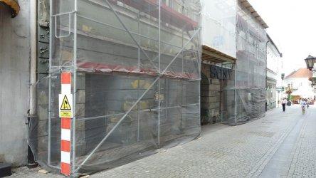 Rozpoczął się remont kamienicy – wreszcie