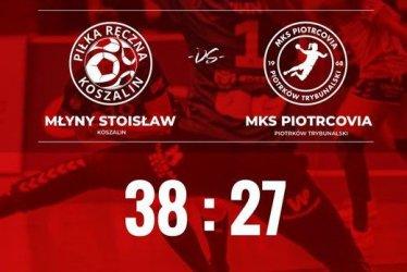 Piotrcovia przegrała w Koszalinie