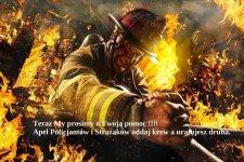 Pilnie potrzebna krew dla strażaka z gminy Czarnocin