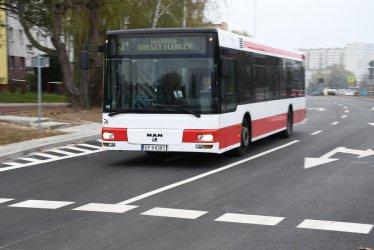 Zmiany w rozkładach jazdy autobusów MZK