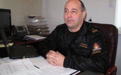 Wojciech Pawlikowski ponownie tymczasowym szefem piotrkowskiej straży