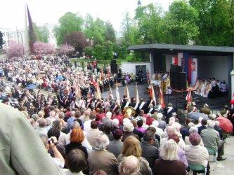 Piotrkowskie obchody 3 maja