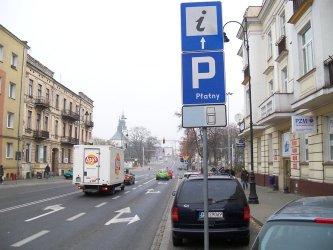 W strefie parkowania zapłacimy inną aplikacją