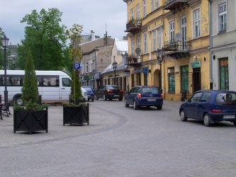 Plac Czarnieckiego będzie wyłączony z ruchu
