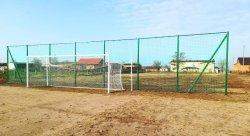 W Krzyżanowie powstało boisko do piłki nożnej