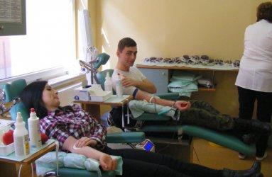 Akcje zbiórki krwi w kwietniu