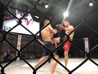Gala MMA w Wolborzu za nami