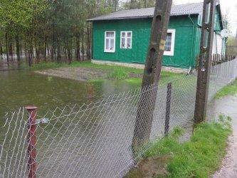 Sulejów. Odwołano alarm  powodziowy