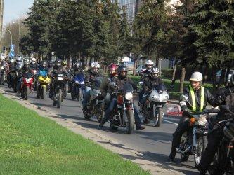 W Piotrkowie sezon motocyklowy oficjalnie rozpoczęty