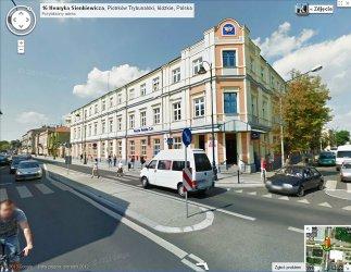 Piotrków Trybunalski na Street View w Google Maps!
