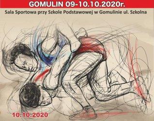 W Gomulinie wystartowały zapaśnicze Mistrzostwa Polski u15