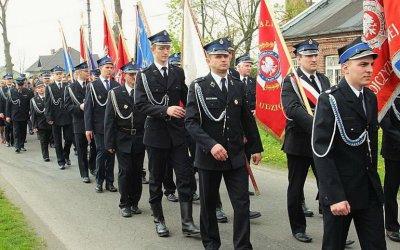 Gminny Dzień Strażaka tym razem w Bogdanowie