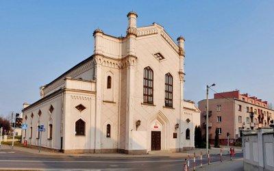 Odkrywamy znane i nieznane - Wielka i Mała Synagoga w Piotrkowie