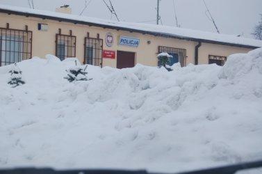 Region: Trwa wywożenie śniegu