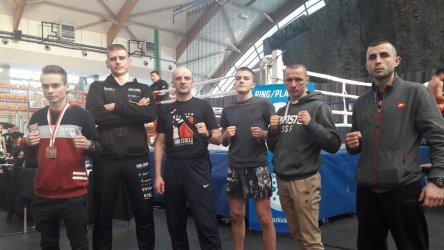 Piotrkowscy kickbokserzy nadal w czołówce