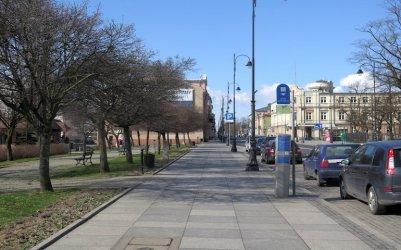 Na ulicach pusto. Piotrkowianie na społecznej kwarantannie