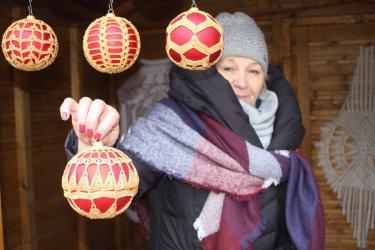 Kiermasz Bożonarodzeniowy w Rynku Trybunalskim