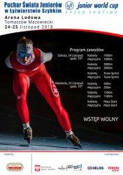 Puchar Świata w tomaszowskiej Arenie Lodowej
