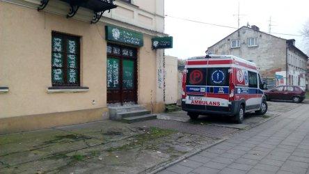 Kolejny napad w Piotrkowie. Sprawca złapany