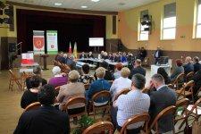 Sesja inauguracyjna Rady Gminy Moszczenica