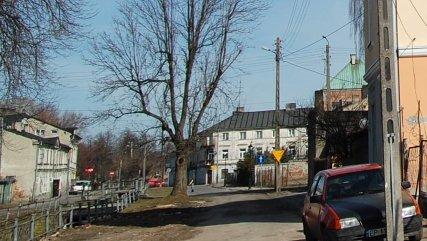 Wielopoziomowy parking na Podzamczu?