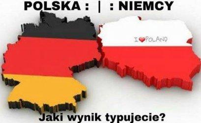 Jaki wynik z Niemcami? Ludzie z regionu typują