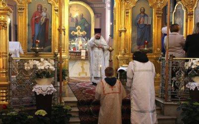 Piotrkowscy Prawosławni świętują Wielkanoc