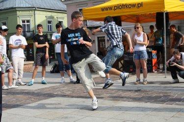 Piotrków: Zatańczyli w stylu hard