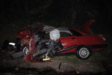 Region: Dwie osoby nie żyją, trzy zostały ranne