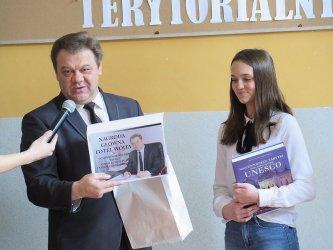 Gimnazjaliści przejmują władzę w Woli Krzysztoporskiej