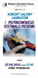 MOK zaprasza na spotkanie z polską piosenką