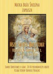 Uroczystości odpustowe ku czci Matki Bożej Śnieżnej