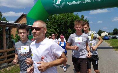Sportowa sobota na ziemi łazowskiej