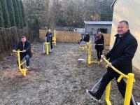 Kolejna plenerowa siłownia w gminie Wolbórz