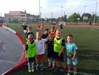 Wola Krzysztoporska: Piłka nożna dla dzieci