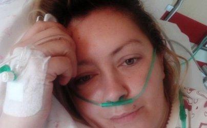 """""""Rak zjada moje kości"""". 39-letnia Ania z Piotrkowa chce żyć dla swojej córki"""