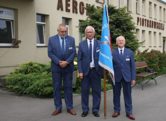Święto Lotnictwa Polskiego uczcili także w Piotrkowie