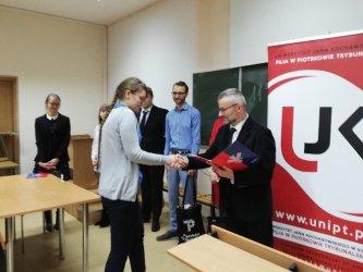 Historyczne zmagania w piotrkowskiej Filii UJK