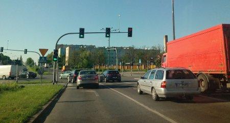 Zmieni się oznakowanie na skrzyżowaniu AK/Piłsudskiego