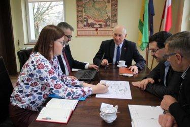 W gminie Moszczenica ruszyła budowa nowej nitki gazociągu