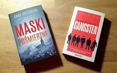 Książka na weekend – kryminalny debiut i powieść o mafii