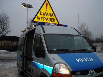 Nowy radiowóz piotrkowskiej komendy