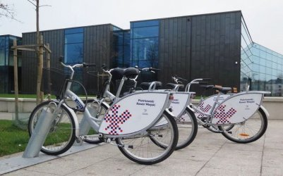 Zaproponuj lokalizację stacji miejskiego roweru