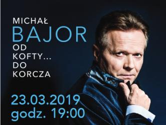 Michał Bajor zaśpiewa najważniejsze utwory