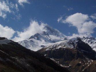 Piotrkowska wyprawa na Kazbek zatrzymana na wysokości 3563 m n.p.m.