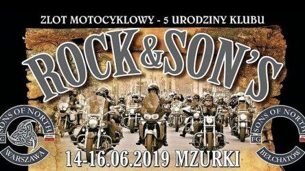 Motocykle i dobra muzyka przez cały weekend