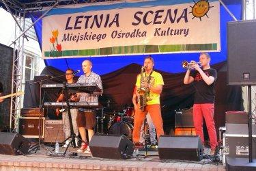 Reggaeside zagrał w Piotrkowie