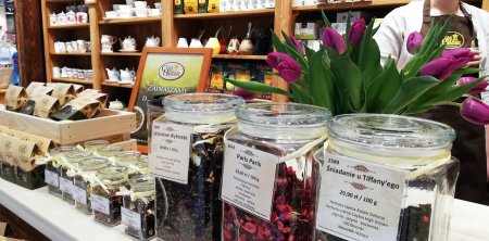 Czas na wiosnę - Czas na Herbatę w Focus Mall Piotrków Trybunalski