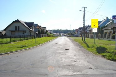Będa remontować ulicę Rusałki w Piotrkowie